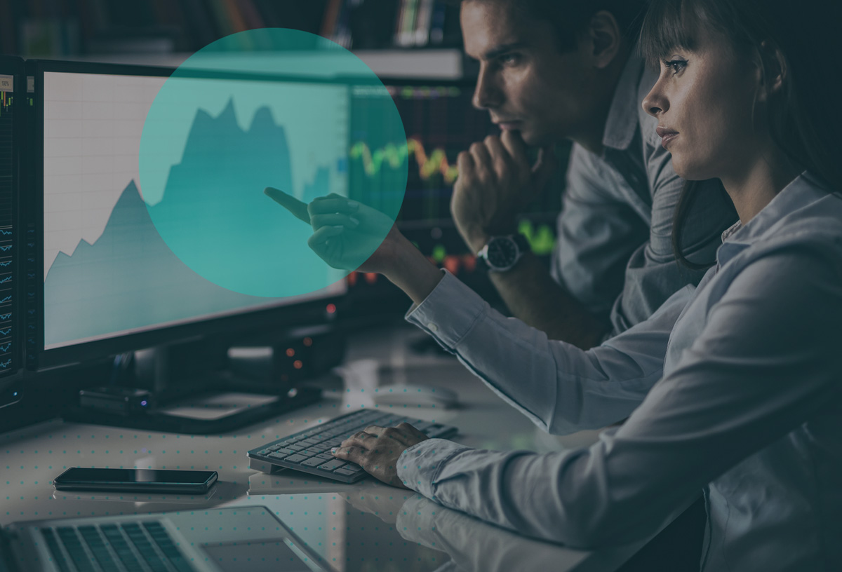 Gráfico-de-análises-financeiras