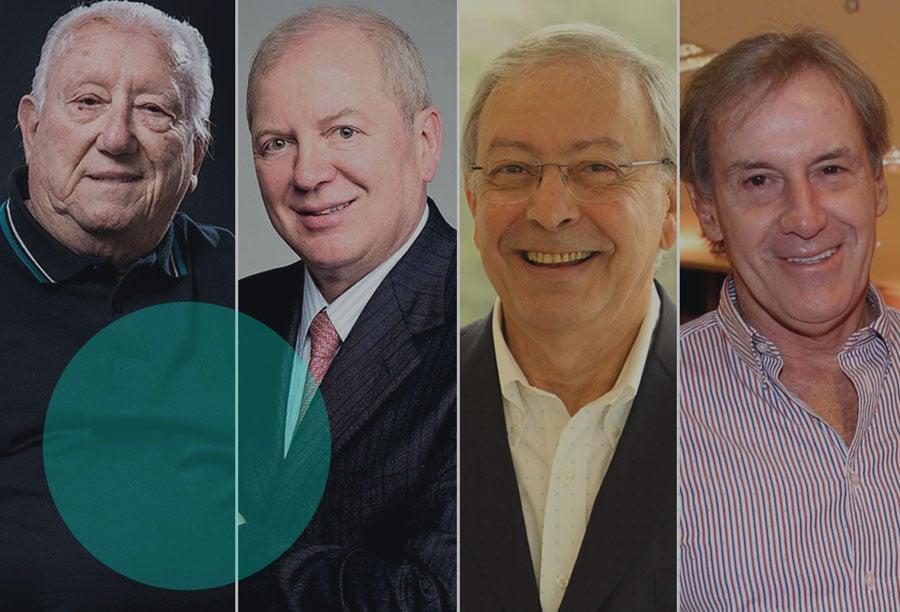 Os 5 maiores investidores do Brasil