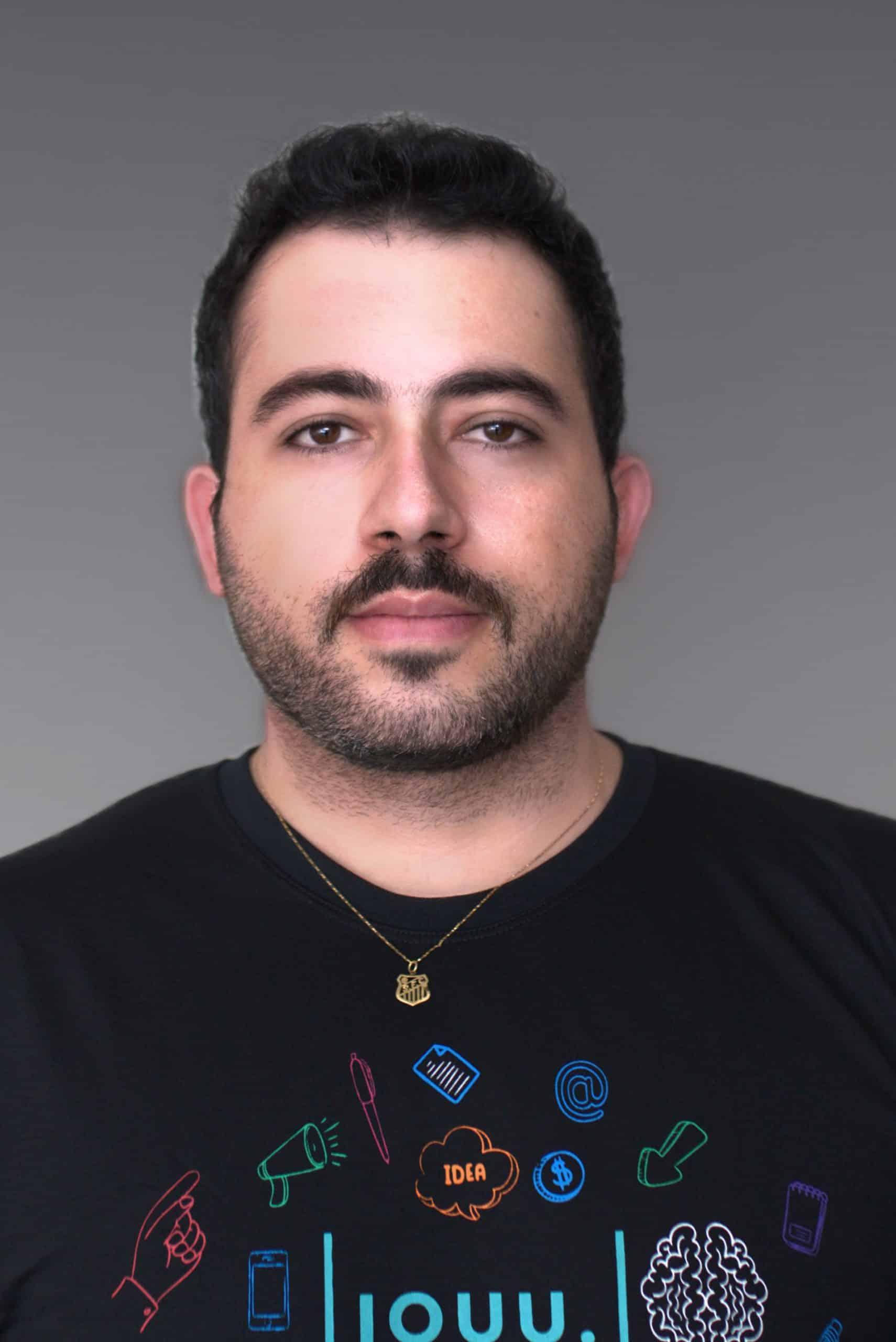 Empresa de empréstimos e investimentos alternativos - Funcionário Felipe Marchioli