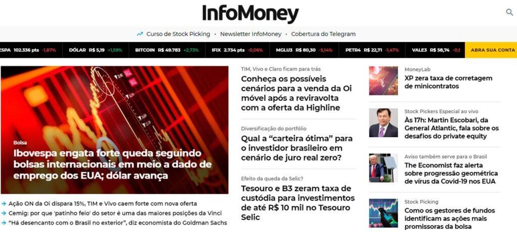 infomoney brasil
