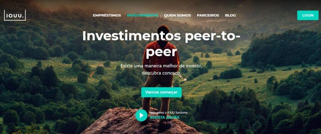 ioou peer to peer lending
