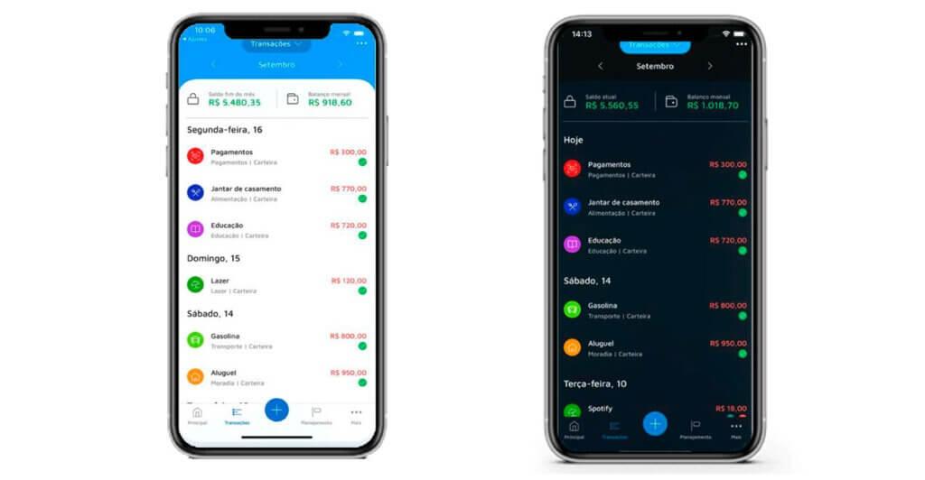 mobills app finanças