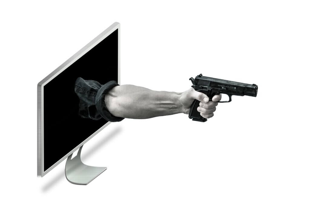 roubo na internet